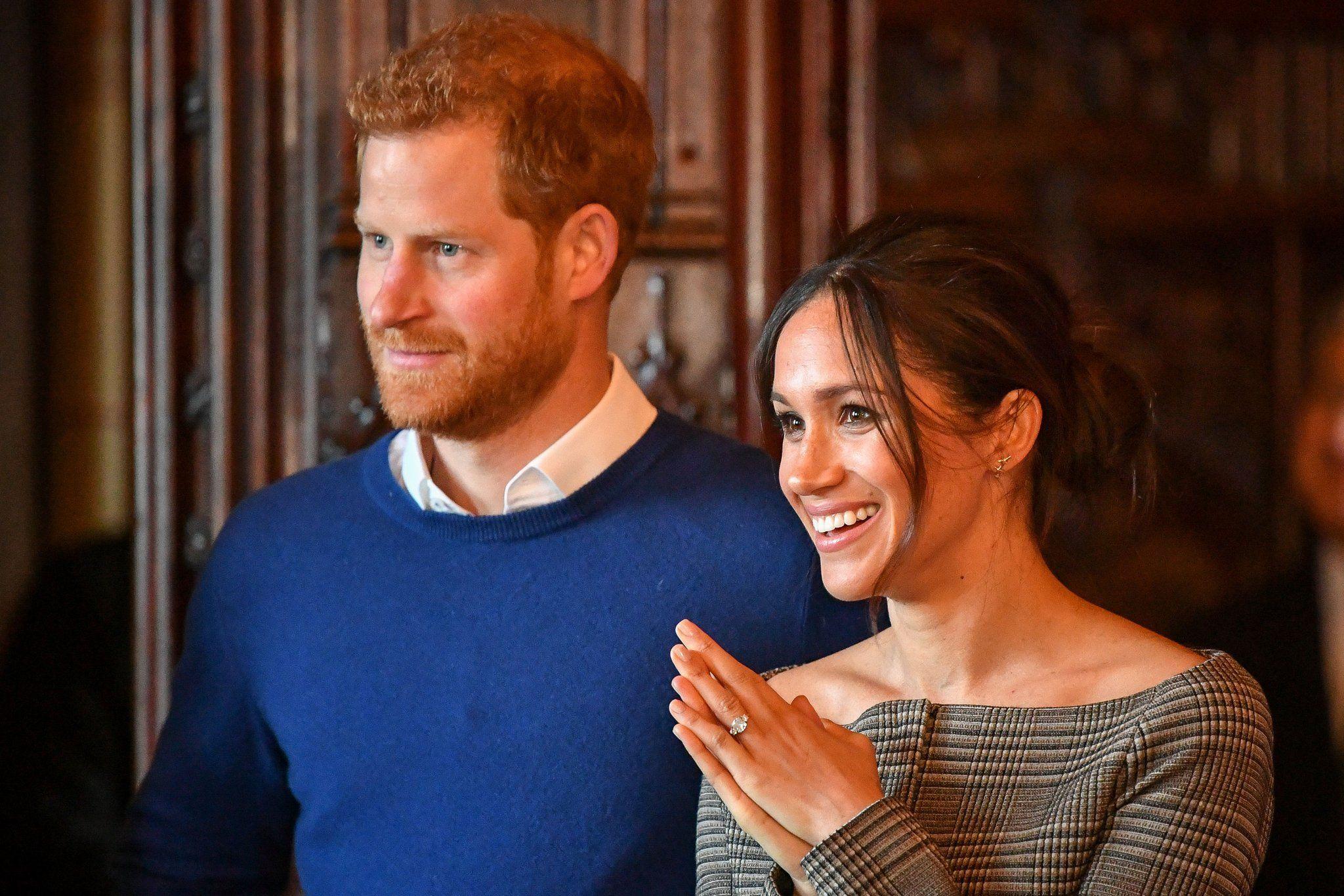 Príncipe Harry e Meghan Markle pedem que presentes de casamento sejam convertidos em doações
