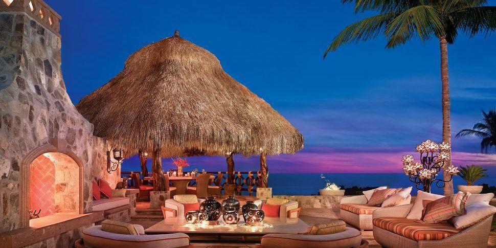 Os hotéis mais românticos para a Lua de Mel